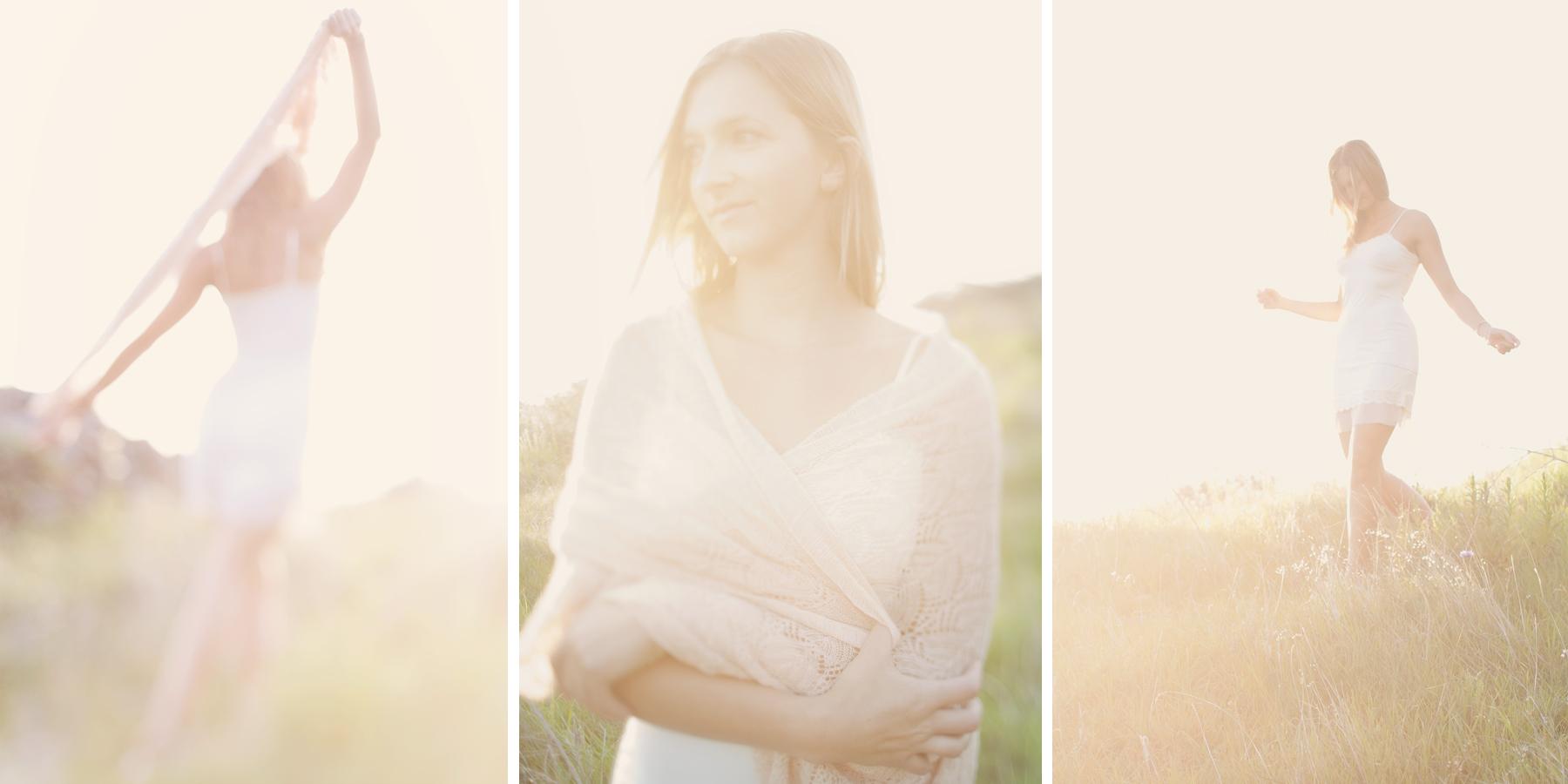 Big Sur Fields, Portraits in Big Sur,