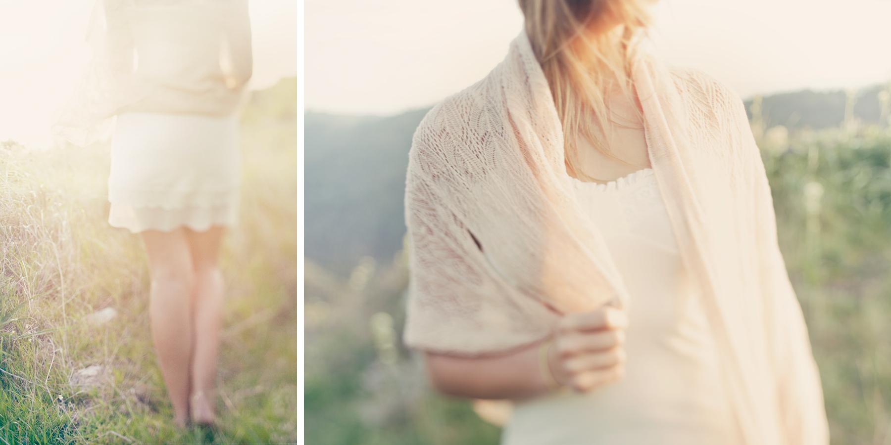 Big Sur Sunset, Big Sur Model, Big Sur Photo Shoot, Field Big Sur