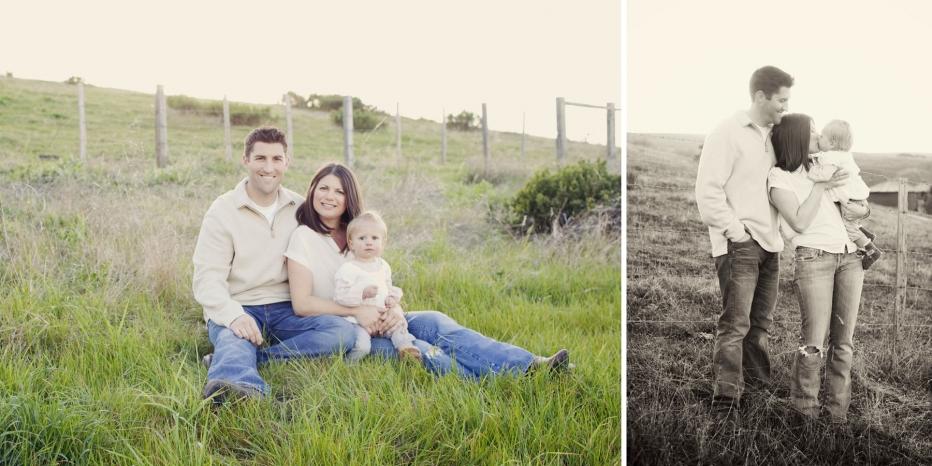 Carmel Hillside, Portraits