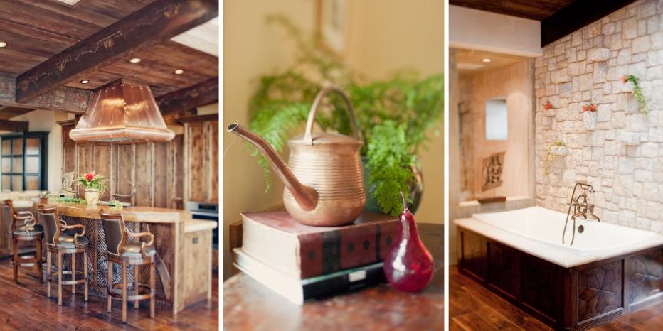 Carmel Highlands Home, Interior Photos, House Details