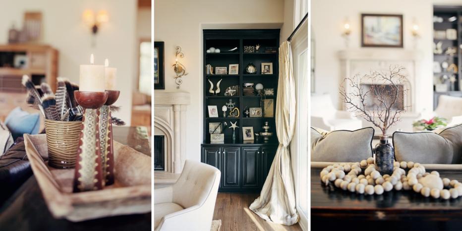 Pasadera Home, Interiors, Carmel Interior Photos