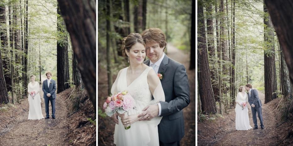Redwoods, Big Sur, Elopement, Wedding