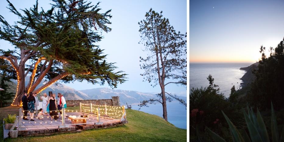 Point 16, Wedding, Dancing, Coastling, Big Sur