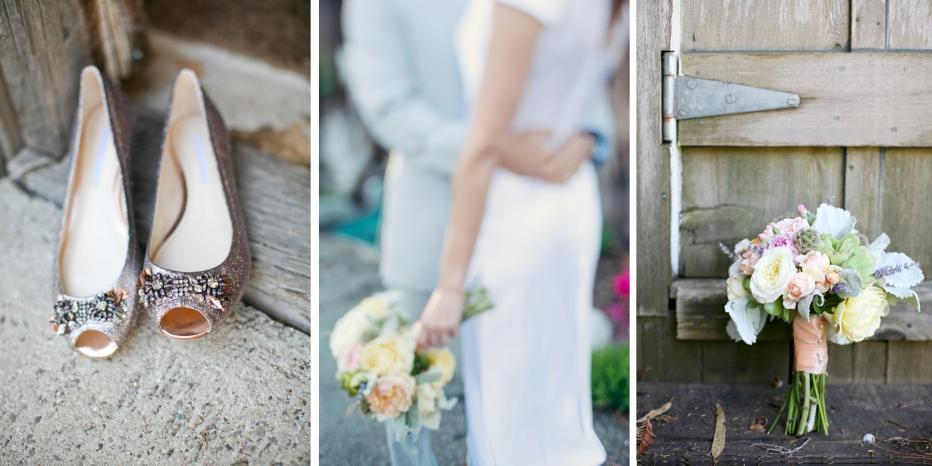 Big Sur, Wedding, Point 16, Love, Details