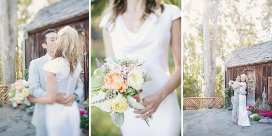 Point 16, Big Sur, Wedding