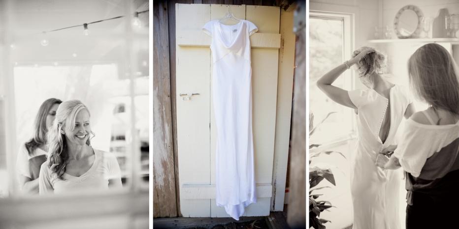 Getting Ready, Wedding, Dress, Point 16,