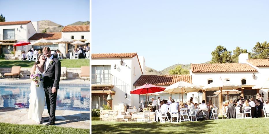 Wedding, Carmel Valley Estate, reception