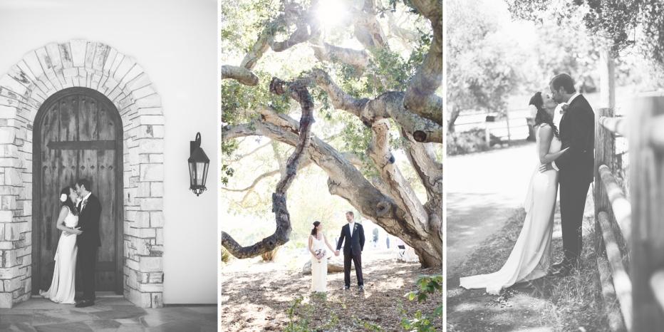 Oak Tree, Wedding, Carmel Valley