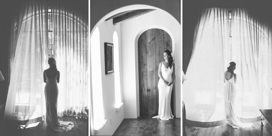 Carmel Valley Estate, Wedding, Bride
