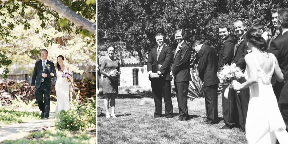 Carmel Valley, Ceremony, Wedding, Estate