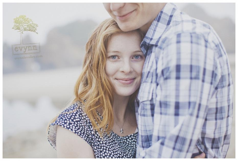 Big Sur, Pfeiffer Beach, Engagement, Photos, Engaged