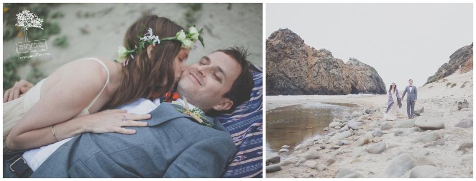 Pfeiffer Beach Wedding, Big Sur Wedding, Big Sur Elopement, Big Sur Wedding Photography