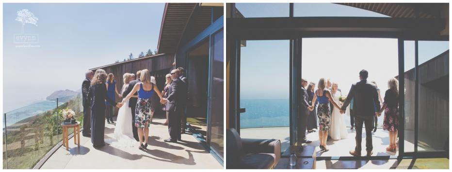 Post Ranch Inn, Big Sur, Elopement, Wedding, Cliffside, Oceanview
