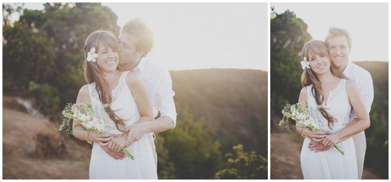 Kauai, Elopement, Wedding, Na Pali Coast, Hawaii