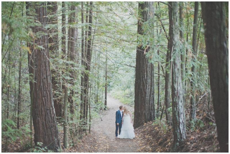 Big Sur, Elopement, Redwoods, Wedding