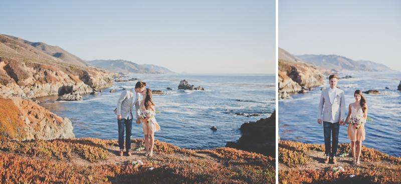 Big Sur, Destination, Wedding, Elopement, California,
