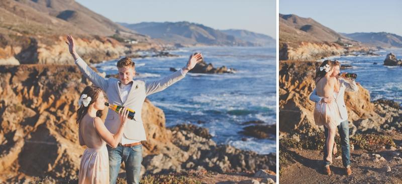 Big Sur, Destination, Wedding, Elopement, California