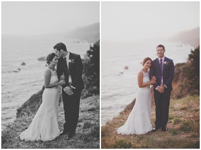 Wind and Sea Estate, Big Sur, Wedding, California