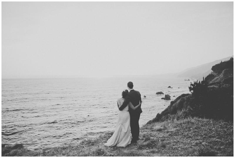 Wind and Sea Estate, Big Sur, Wedding
