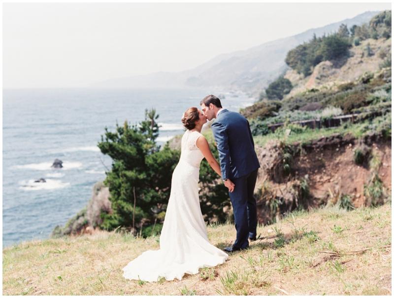Big Sur, Wind and Sea Estate, Film Photographer, California