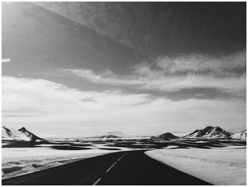 Iceland, VSCOcam, VSCO