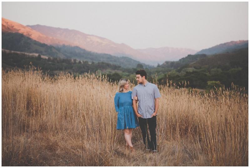 Big Sur, Engagement, Portraits, Photography