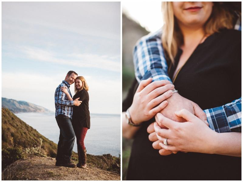Engagement, Photographer, Big Sur