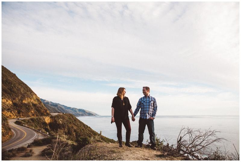 Big Sur, Engagement