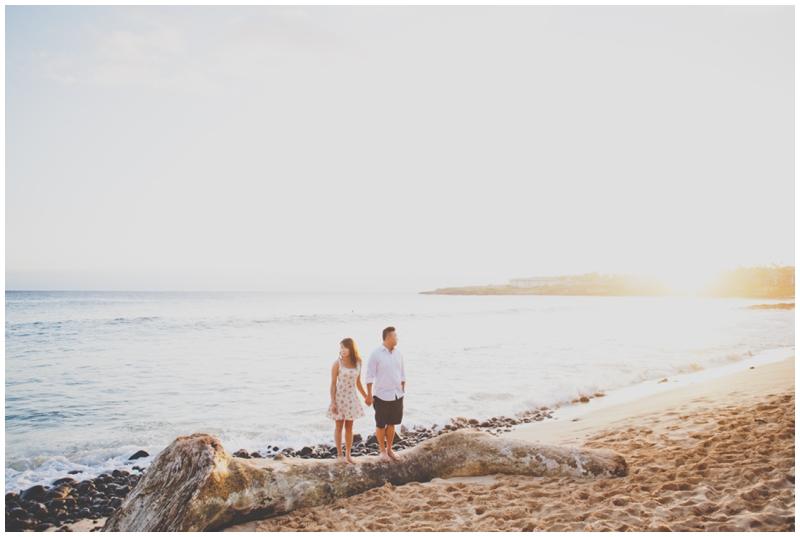 Kauai, Elopement, Beach, Wedding