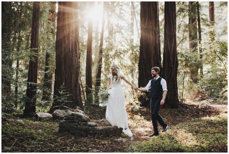 Big Sur, Redwood, Elopement, Glen Oaks, Forest,