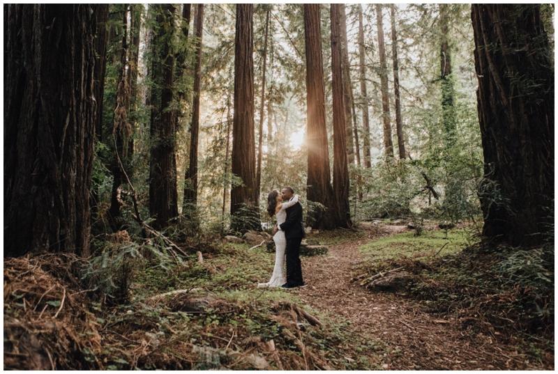 Wedding, Ceremony, Big Sur, Glen Oaks, Elopement
