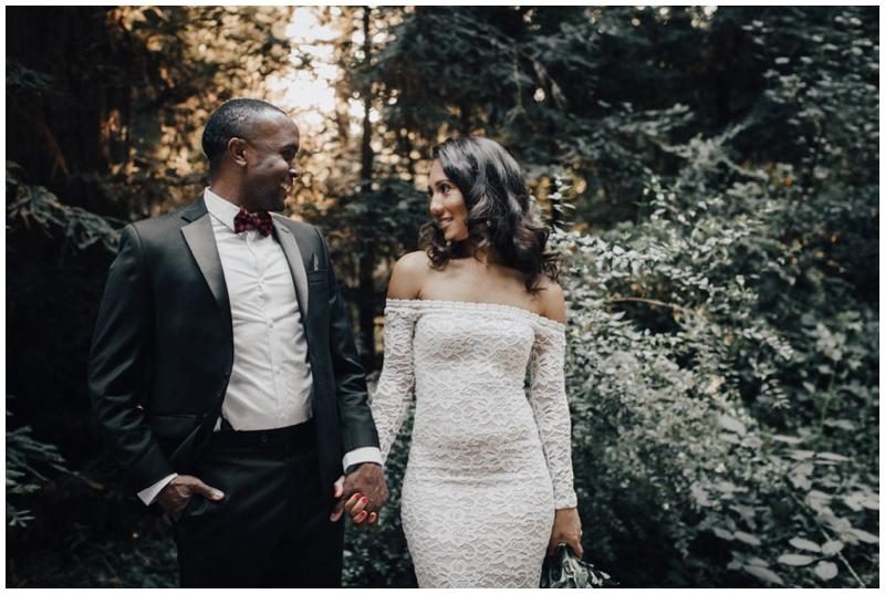 Glen Oaks, Wedding